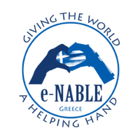 ENABLEGREECE Circle logo
