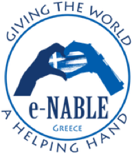 Enabling Website e-Νable Greece